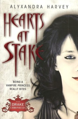 Review: Hearts at Stake (aka My Love Lies Bleeding) by Alyxandra Harvey