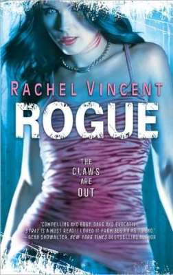 Review: Rogue by Rachel Vincent