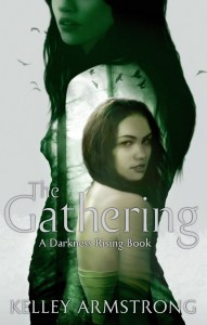 The Gathering by Kelley Armstrong UK cover