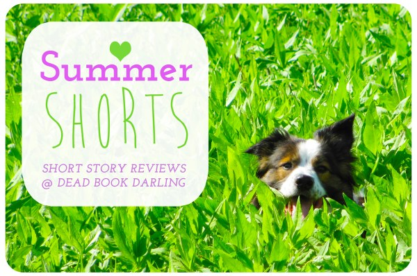 Summer Shorts - Dead Book Darling - Puppy!