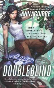 Review: Doubleblind by Ann Aguirre