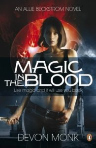 Review: Magic in the Blood by Devon Monk