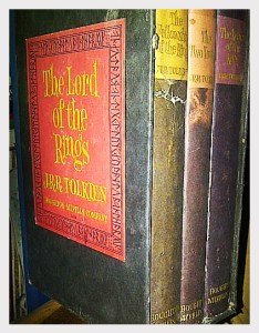 My Antique copy of LOTR