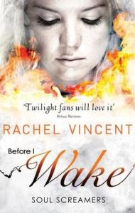 Review: Before I Wake by Rachel Vincent