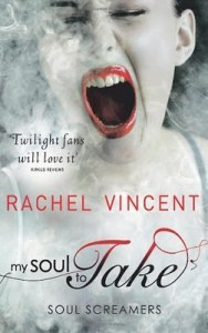 Rachel Vincent Interview & Review of My Soul to Take