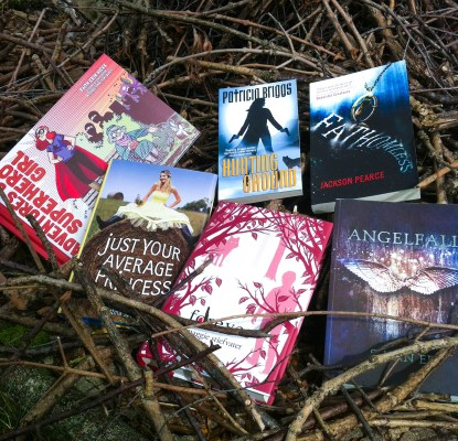 Readathon 2013 books