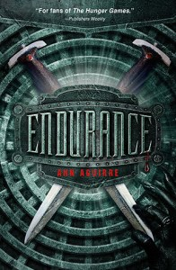 Endurance by Ann Aguirre