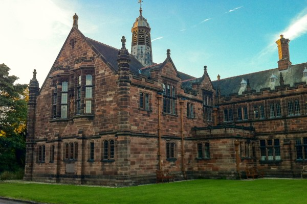 Gladstone Library - Image by Dead Book Darling
