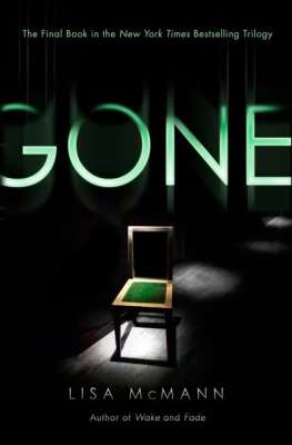 Review: Gone by Lisa McMann