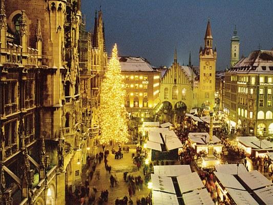 Munich Market © Tourismusamt München