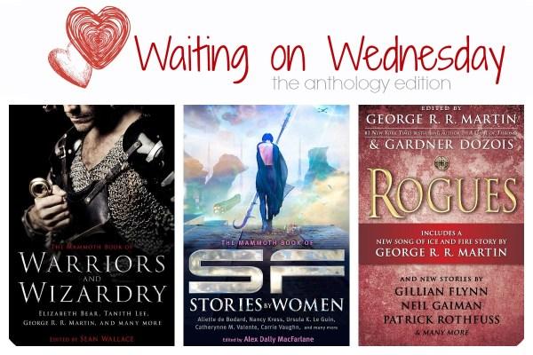 Waiting on wednesday-anthology