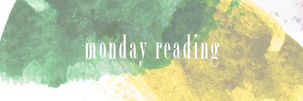 monday reading 11