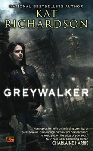 reywalker (Greywalker #1) by Kat Richardson