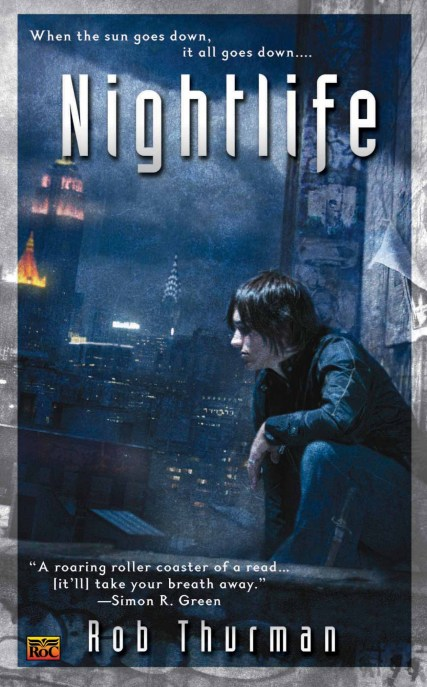 Nightlife (Cal Leandros #1) by Rob Thurman