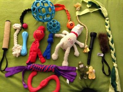 tug toys