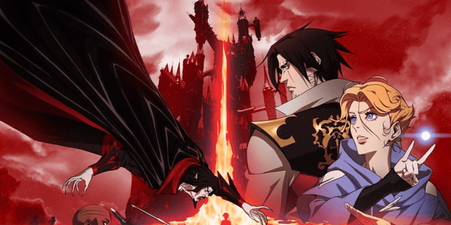 Image result for castlevania netflix