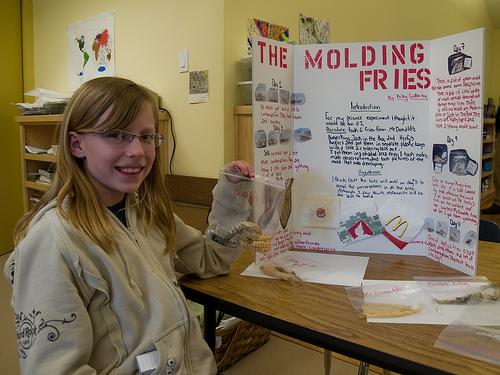 Science Fair Mold