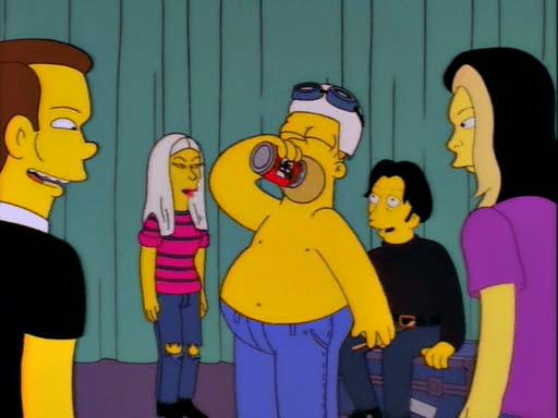 The Simpsons The Big Cartoon Wiki