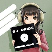 MIXTAPE: DJ VIRUS - KONICHIWA 4