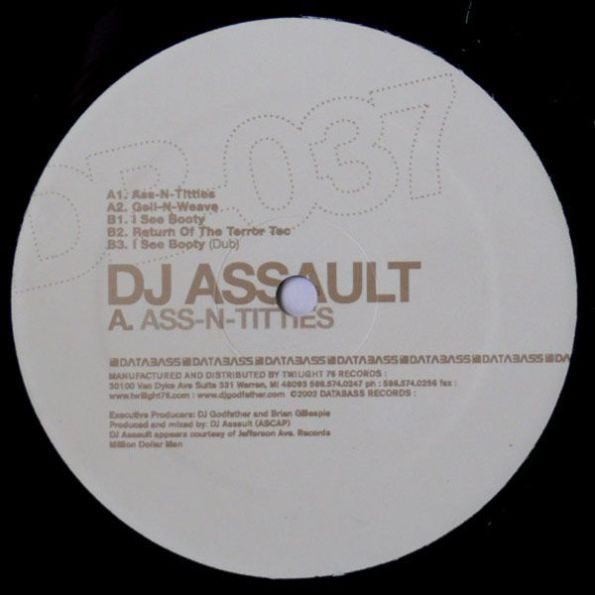 dj assault 1a