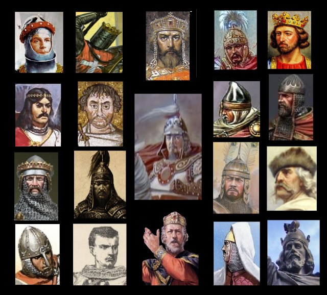 THE 25 GREATEST COMMANDERS OF THE MIDDLE AGES