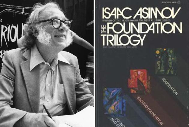 Apple lands Isaac Asimov Foundation Series David Goyer & Josh Friedman –  Deadline