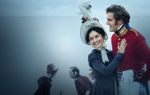 Vanity Fair: First-Look At ITV & Amazon's Remake Of The Classic Novel –  Deadline