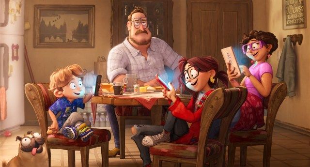 Sony Pictures Animation's 'Connected' Also Moves Out Of The Immediate Fall  Schedule – Deadline