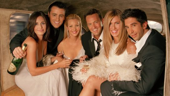 Friends cast reuniting for an unscripteed special