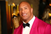 "Dwayne Johnson Unveils Cast for Upcoming NBC Comedy Series ""Young Rock"" Based on His Childhood"