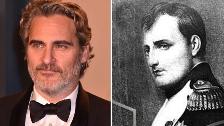 Ridley Scott Joaquin Phoenix Napoleon In Kitbag Wraps The Last Duel –  Deadline