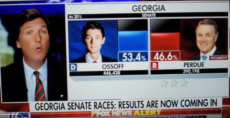 Georgia Senate Runoff Races Goes Down To The Wire ...