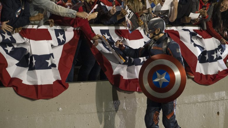 Falcon And The Winter Soldier' Ep. 2 Recap: Life With A New Captain America  – Deadline
