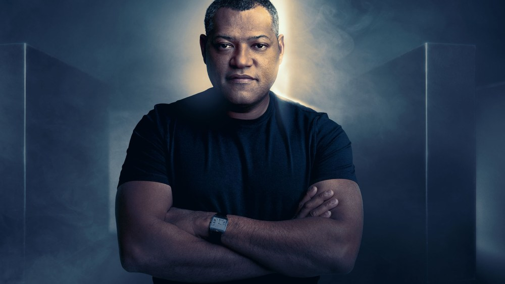 History's Greatest Mysteries Presented by Laurence Fishburne