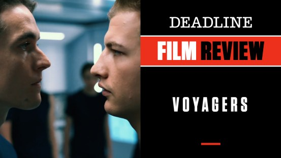 Colin Farrell leads the young ensemble in the Sci-Fi story – the deadline