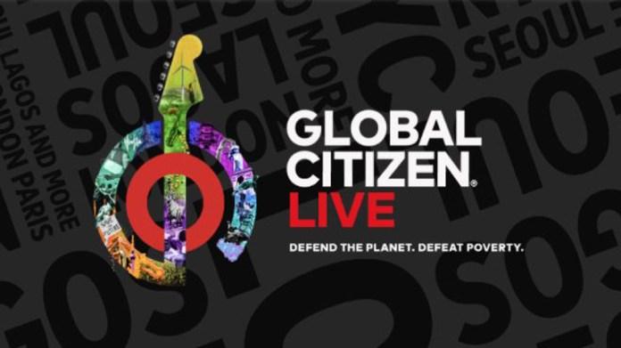 Global Citizen Live logo featured asiafirstnews