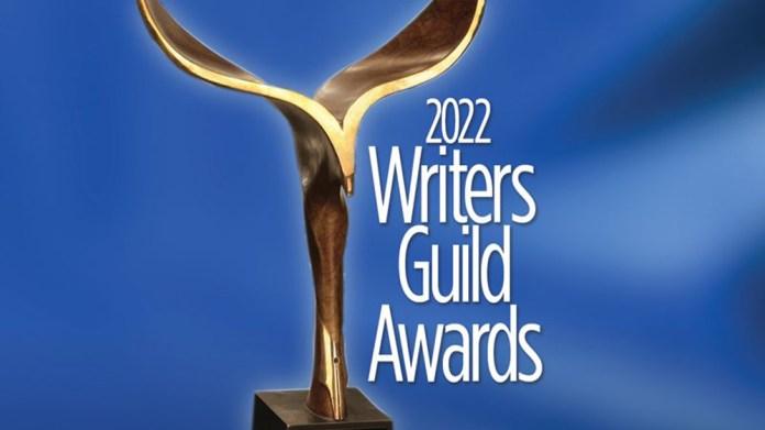 WGA Awards 2022 logo asiafirstnews