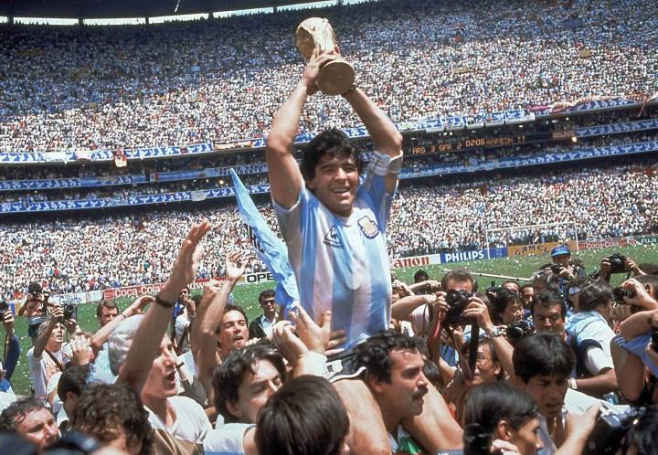 Diego Maradona Dies: Global Soccer Icon Was 60 – Deadline