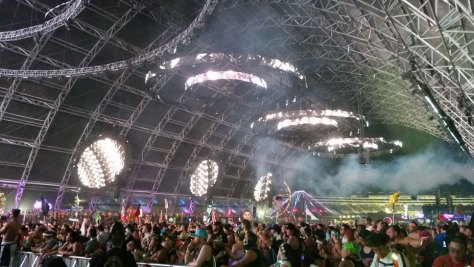 Circuit Garden Arena at EDC Las Vegas 2015