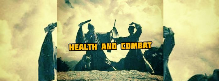 Health in martial arts is something that has been ignored in some way