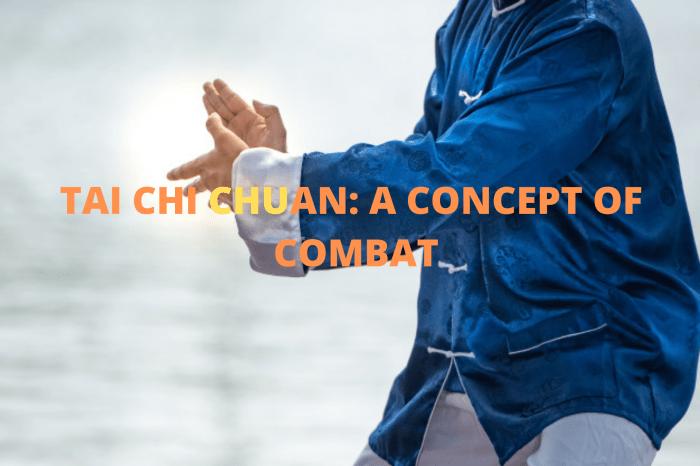 Tai chi Chuan is a martial art