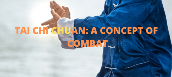 Tai chi Chuan is a martial art