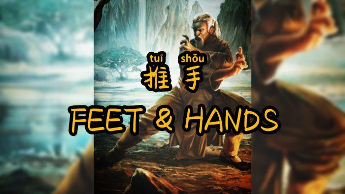 tuī shǒu 推手 | FEET & HANDS