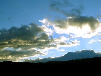 090824 Evening cloud