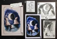 Tarot Card study