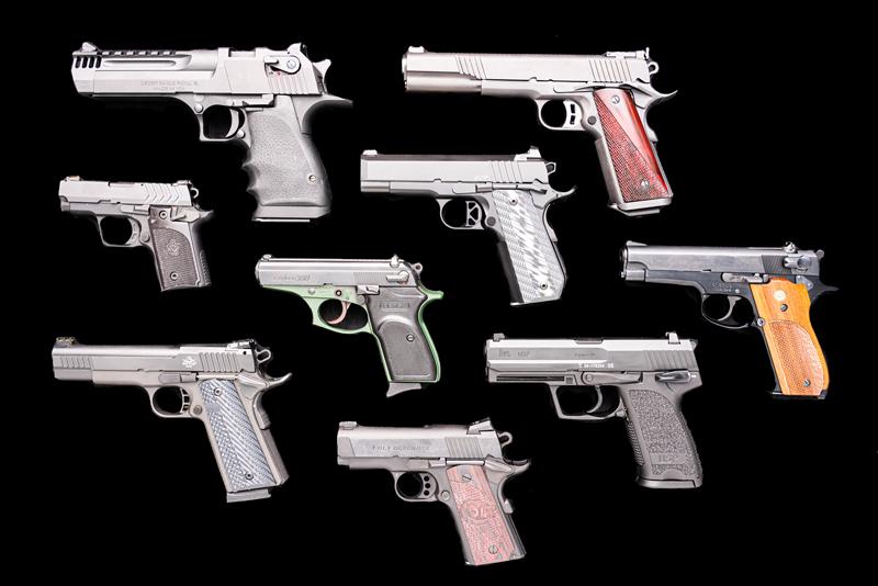 Hammer Fire Handguns