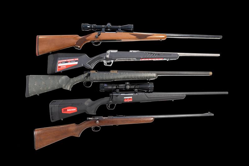 Retail Rifles