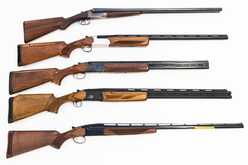 Retail Shotguns