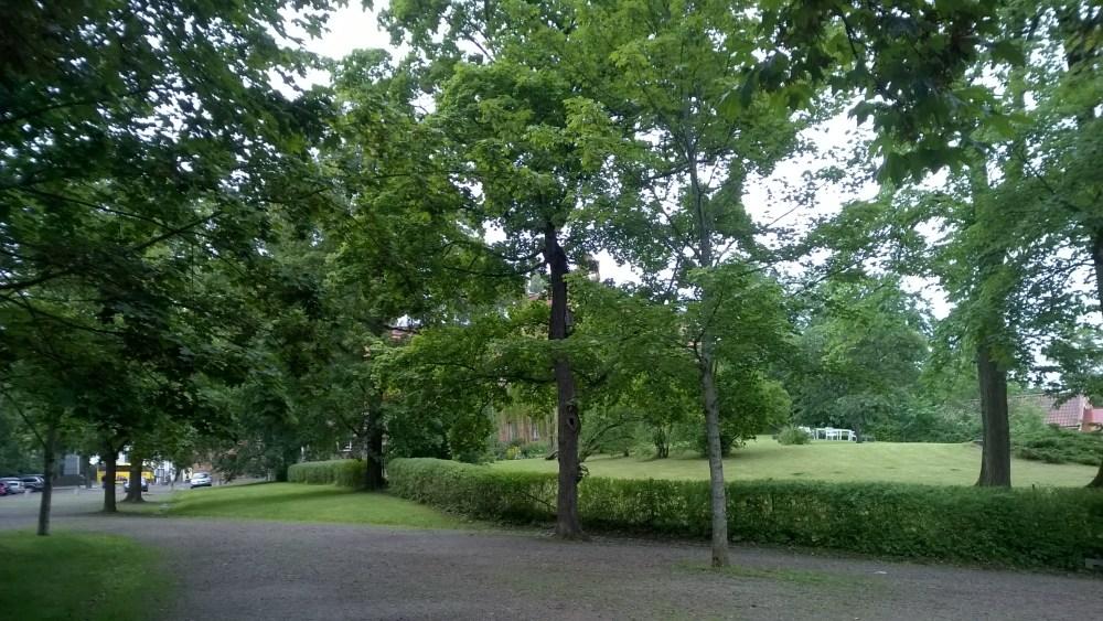 A Day in Upsala Sweden......Earlier Today. (4/6)