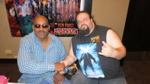 Cook with Ken Foree, Flashback Weekend 2012